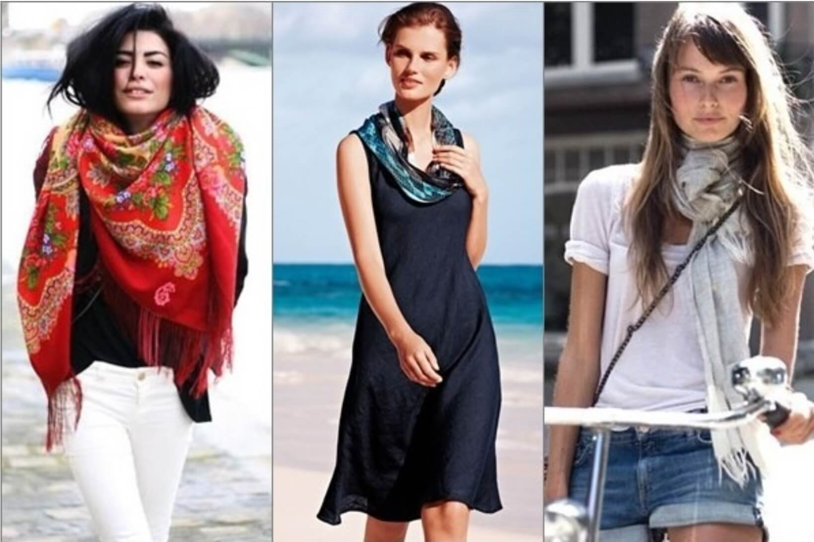 The coolest scarves for the hip and trendy!