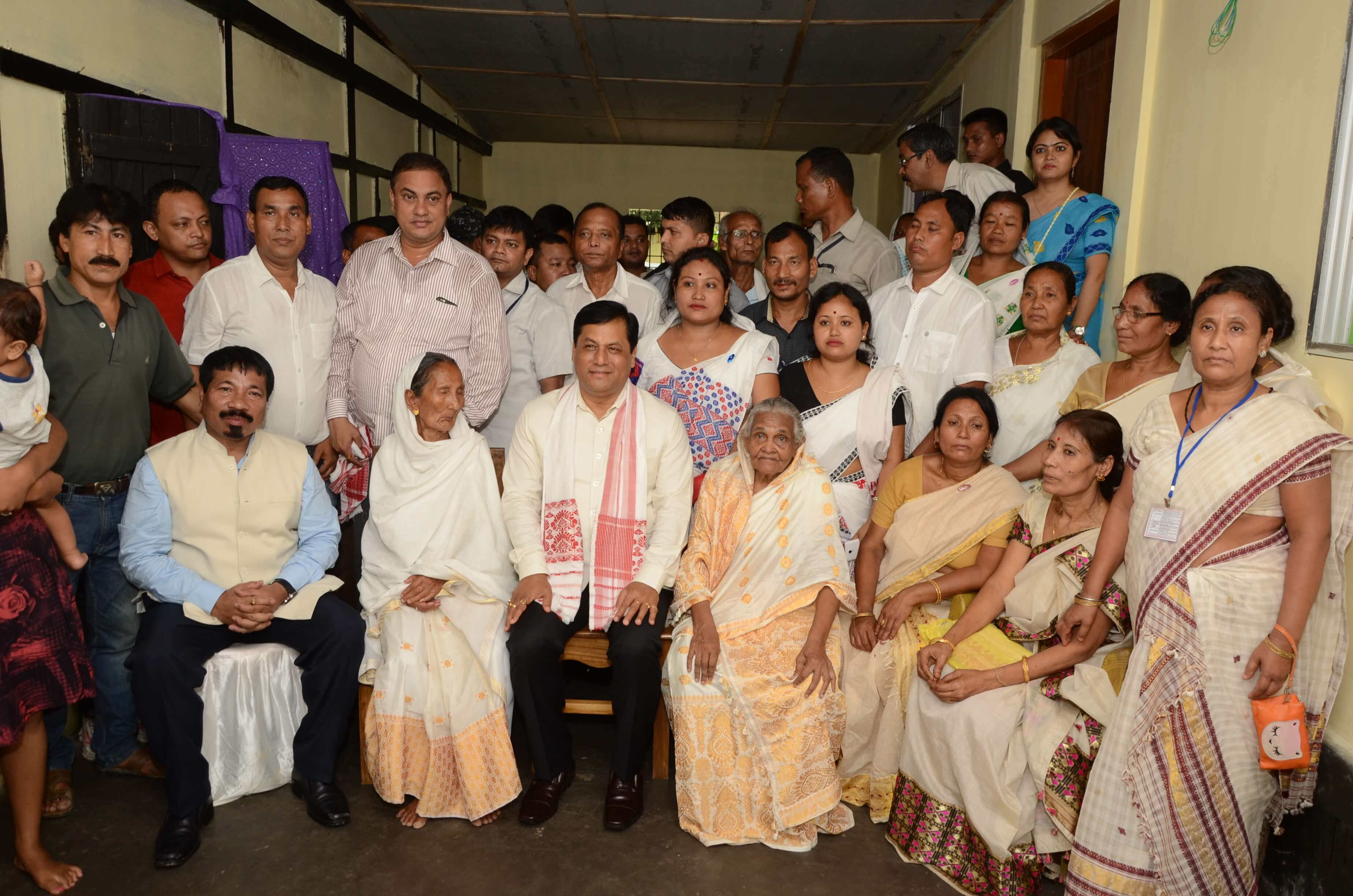 Sonowal urges youth to contribute in nation building