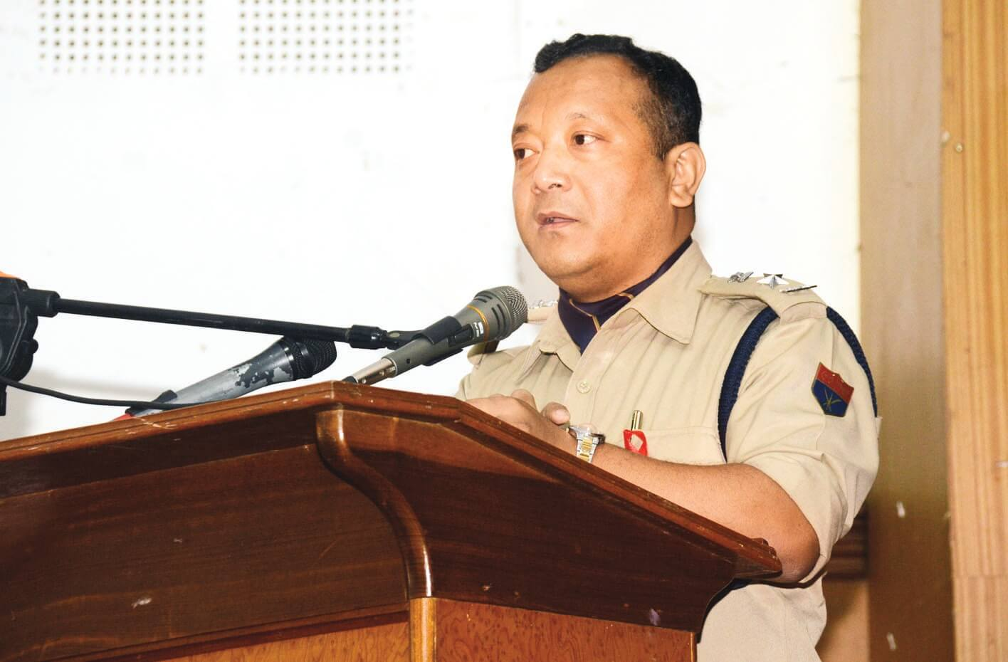 State emerging as a drug distribution centre: EKH SP