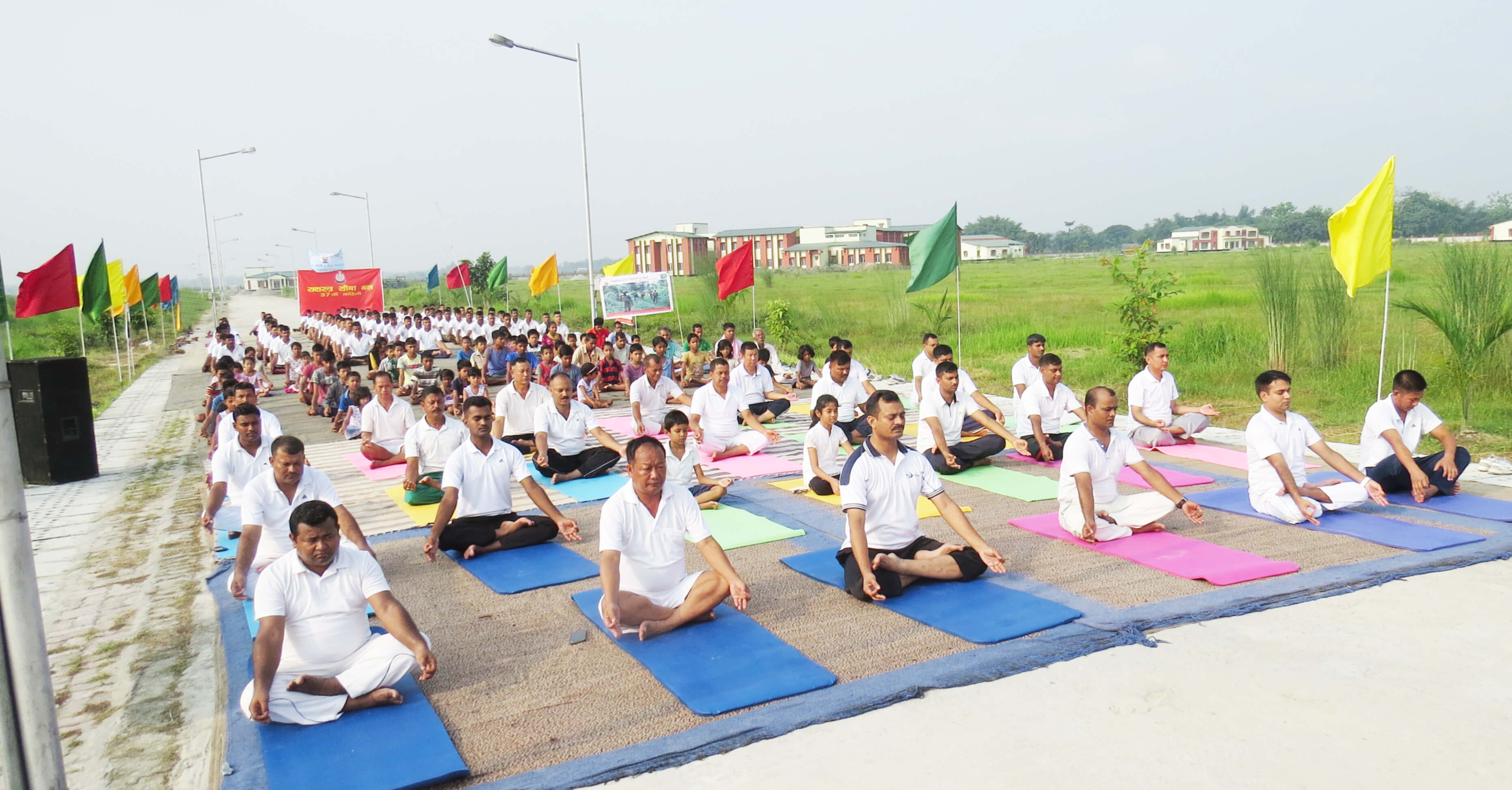 Fourth International Yoga Day observed across State