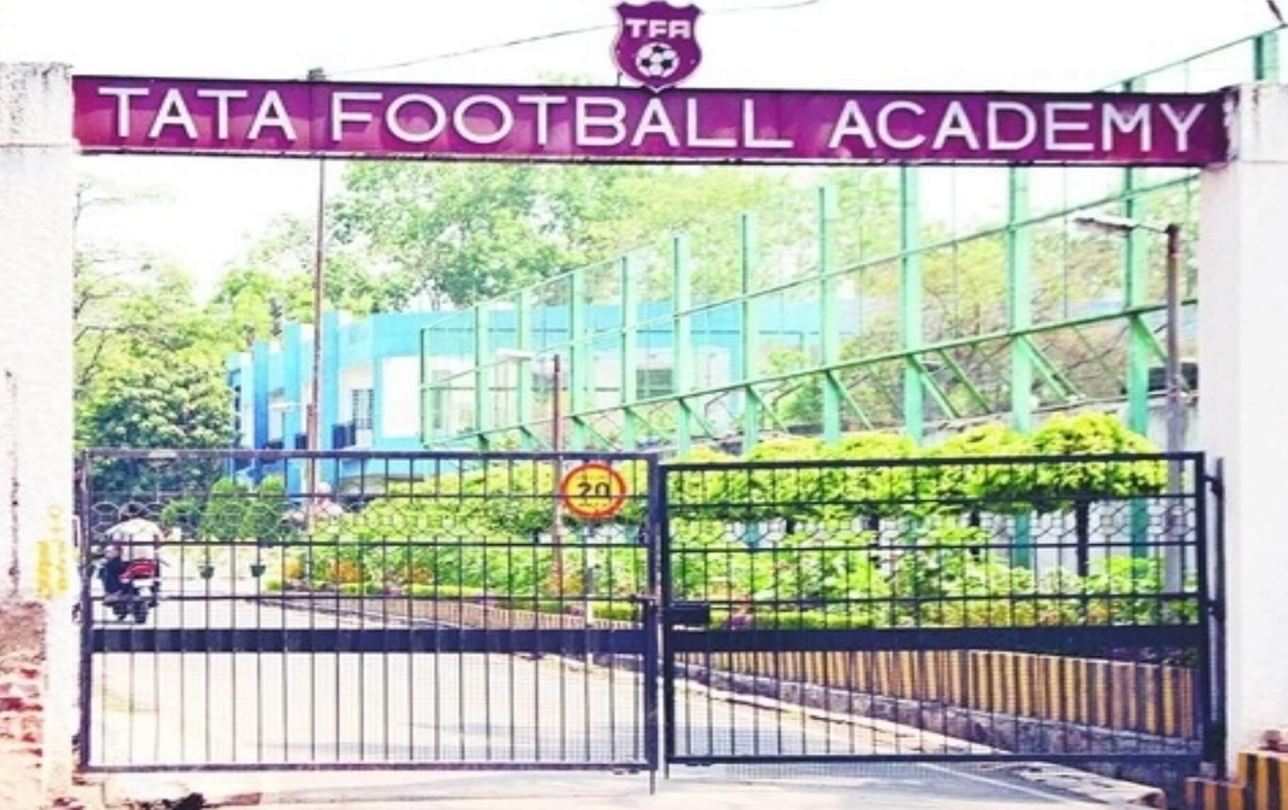 Tata Football Academy selects Kojam Beyong