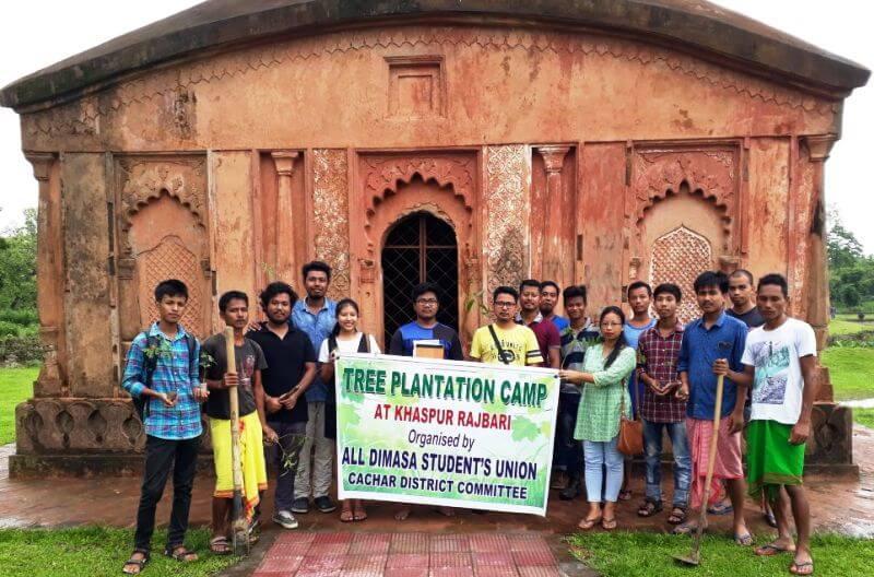 Tree plantation camp held
