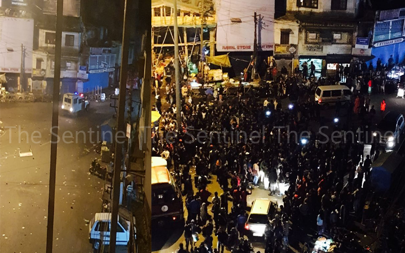 Curfew Imposed In Shillong Areas