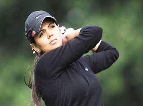 Golfer Vani tied 22nd in Finland