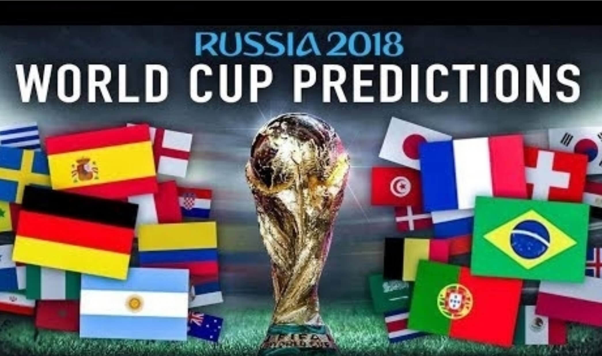 After Paul the octopus, AI to predict WC 2018 Winner