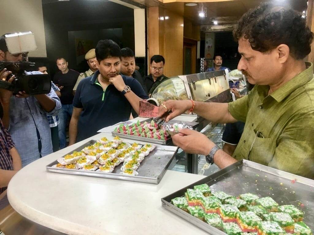 Drive against unsafe  food continues
