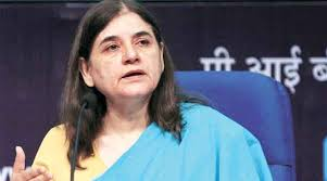 Air India sexual harassment case: Maneka steps in