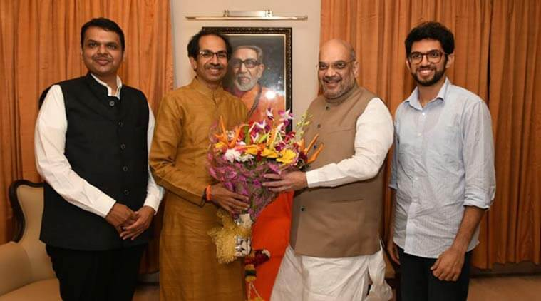 On its Own for 2019 Polls: Shiv Sena
