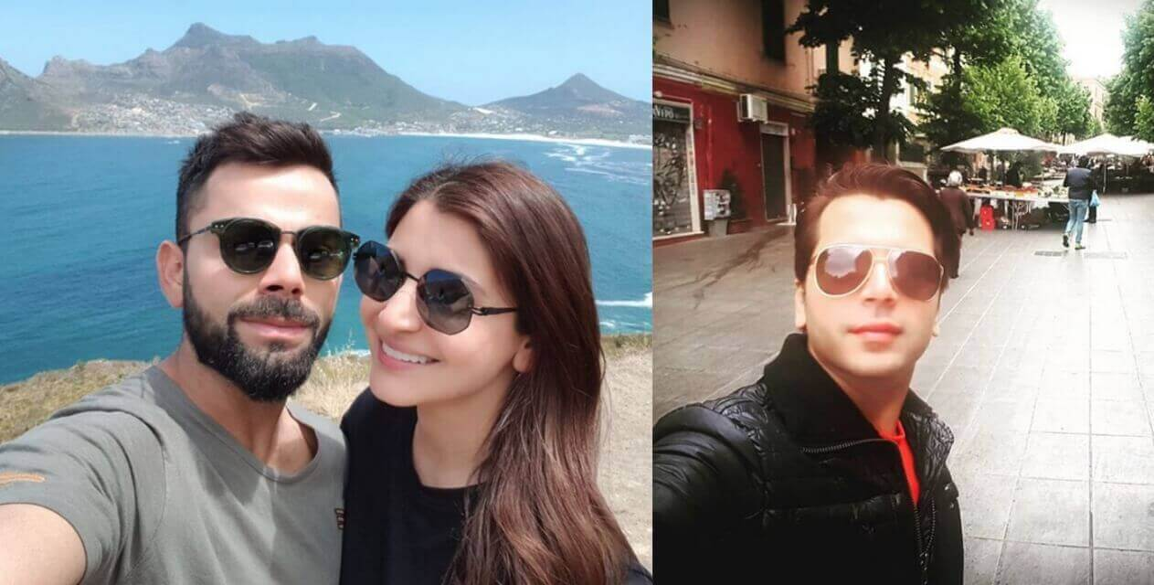 'Virushka' lashes out on Arhhan Singh