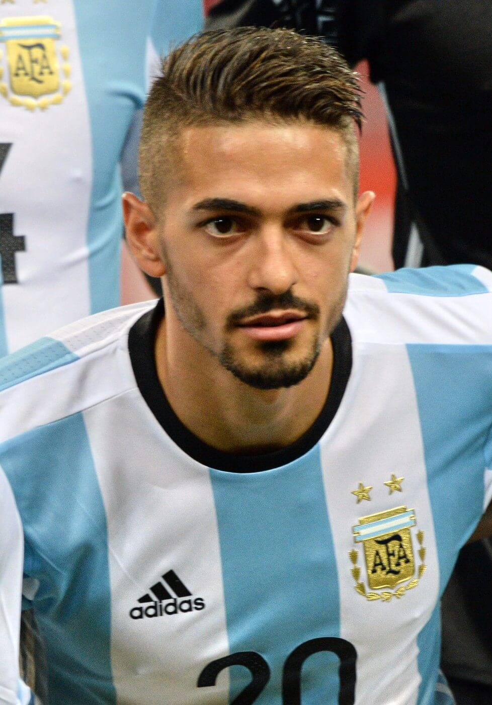 Lanzini injury blow for Argentina