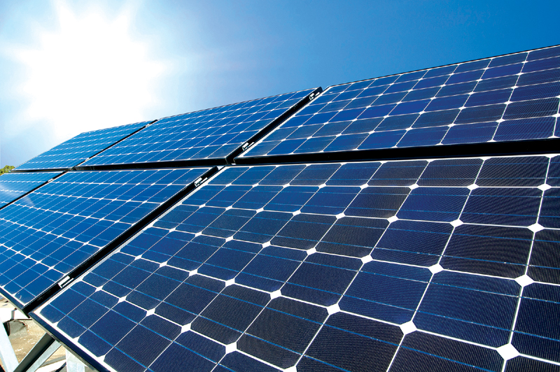 Renewable energy  outpaces fossils in India