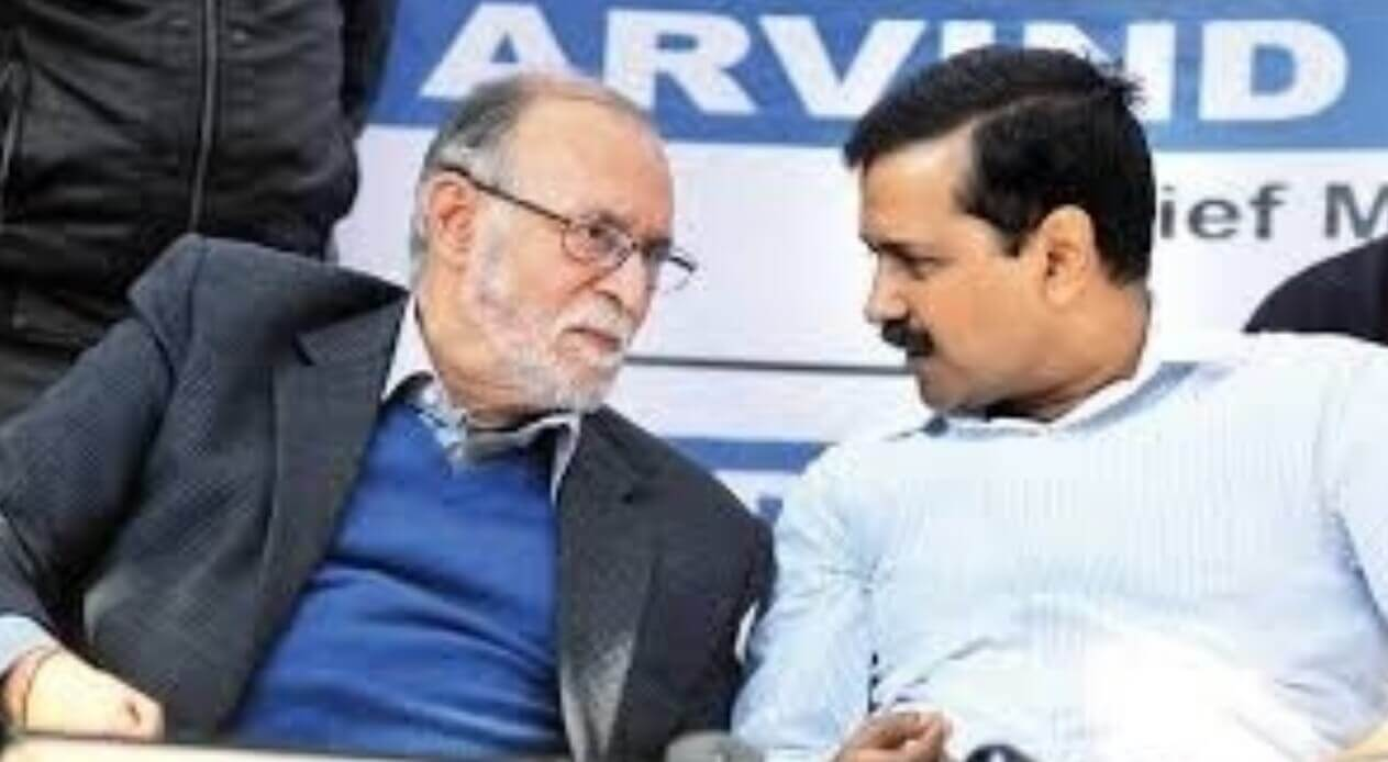 Meet officers urgently in  Secretariat, LG tells Kejriwal