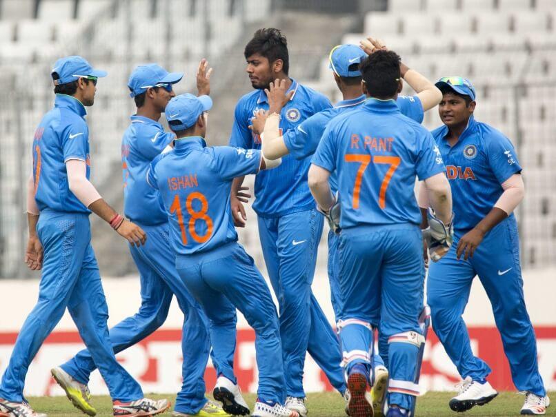 India U19 team's Sri Lanka tour schedule announced