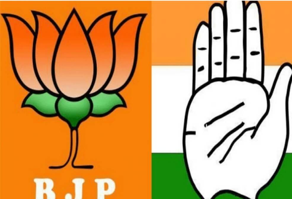 Congress uses Hindu for political gains: BJP