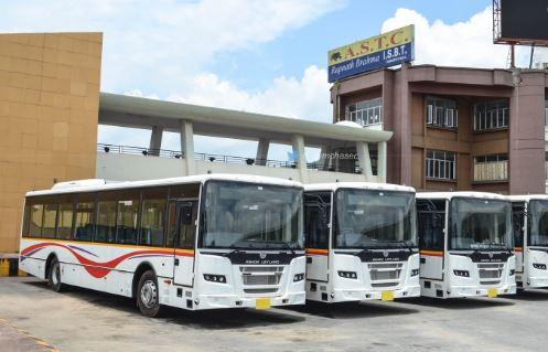 Assam to get ten new buses run by methanol