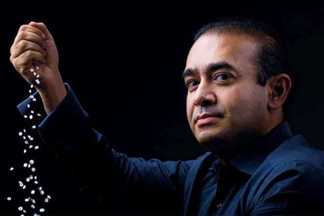 Nirav Seeks Political Asylum in UK