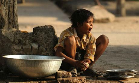 Child labourer rescued