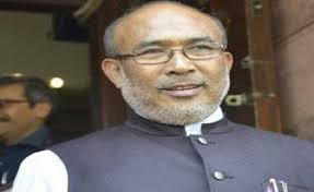 Students' bid to storm  Manipur CM's office foiled