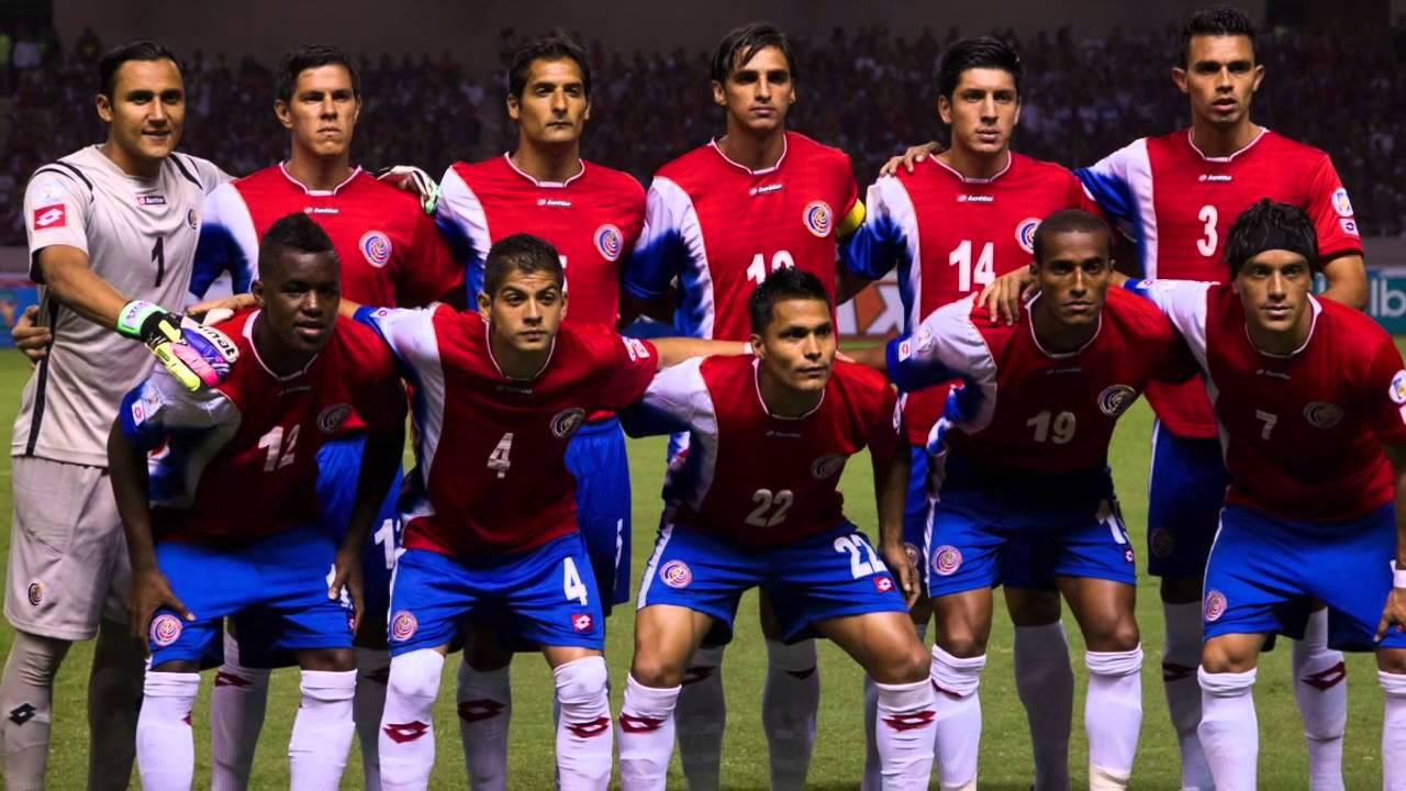 Costa Rica at full strength with addition of Navas