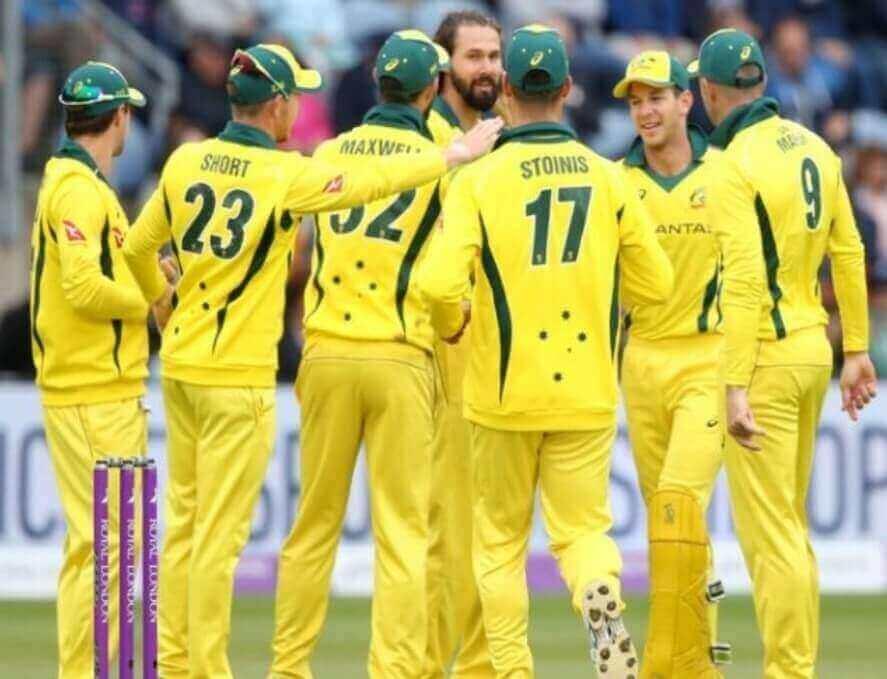 Australia slip to 34-year low in ODI rankings
