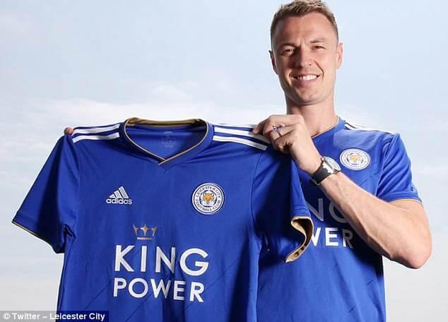 Defender Evans joins Leicester City