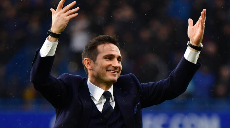 Lampard signs 3-year contract  with Derby County