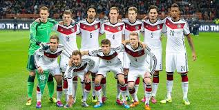 Germany go to WC atop FIFA rankings