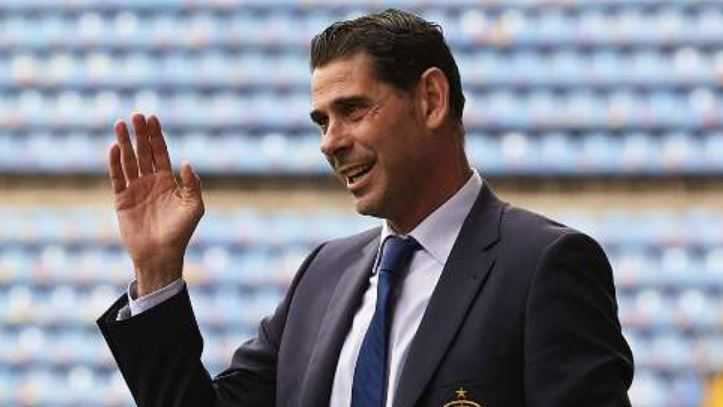 Hierro happy despite Spain's draw