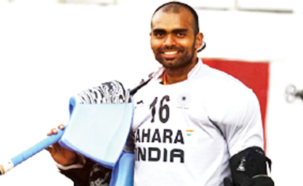 Sreejesh to lead 18-member Indian team for Champions Trophy