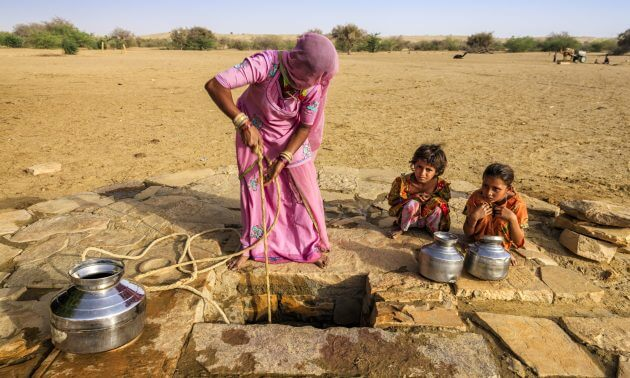Women are  More Vunerable to  Climate Crisis Effects