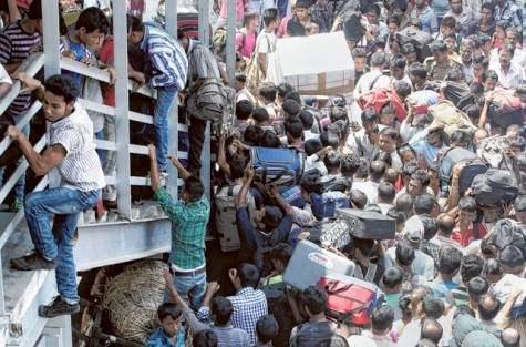 Assamese-speaking population decreasing alarmingly