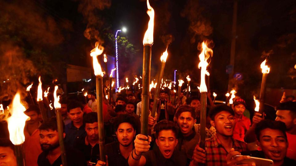 Protest all-pervasive now,  Rally by Udalguri SIPR