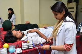 Awareness-cum-blood donation camp