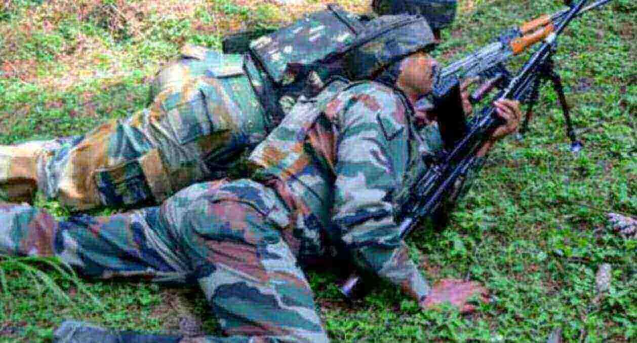 Two Assam Rifles jawans killed