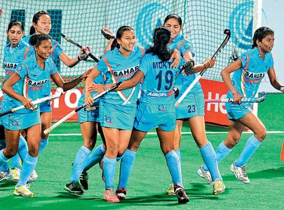 India begin 5-match series against Spain