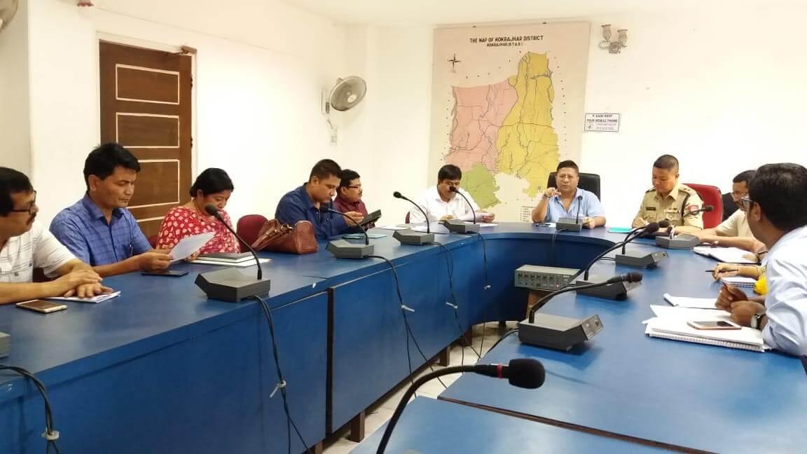 Meeting held to discuss flood preparedness