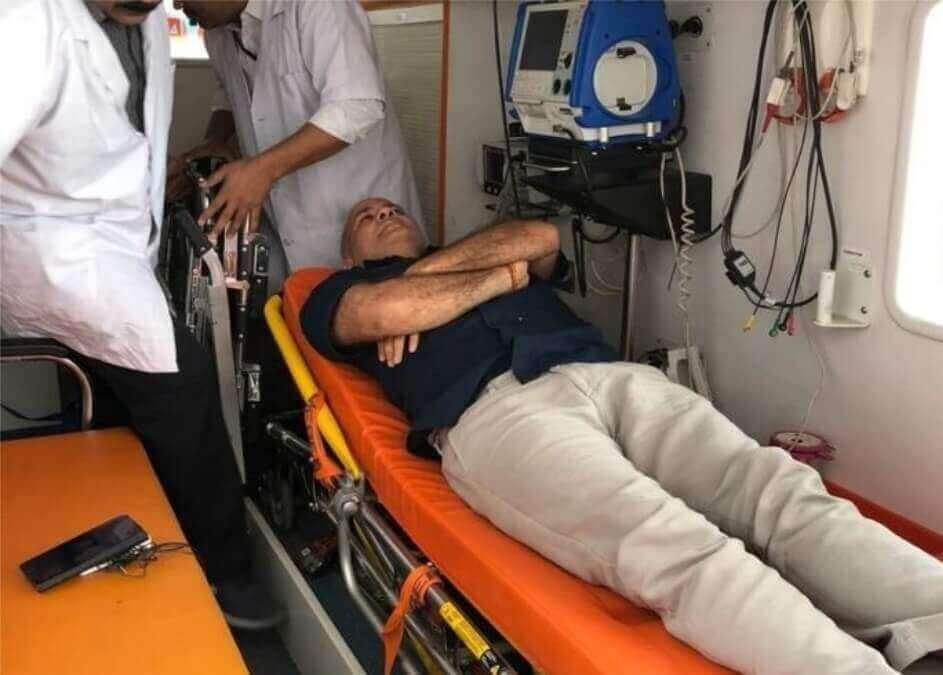 Manish Sisodia shifted to hospital