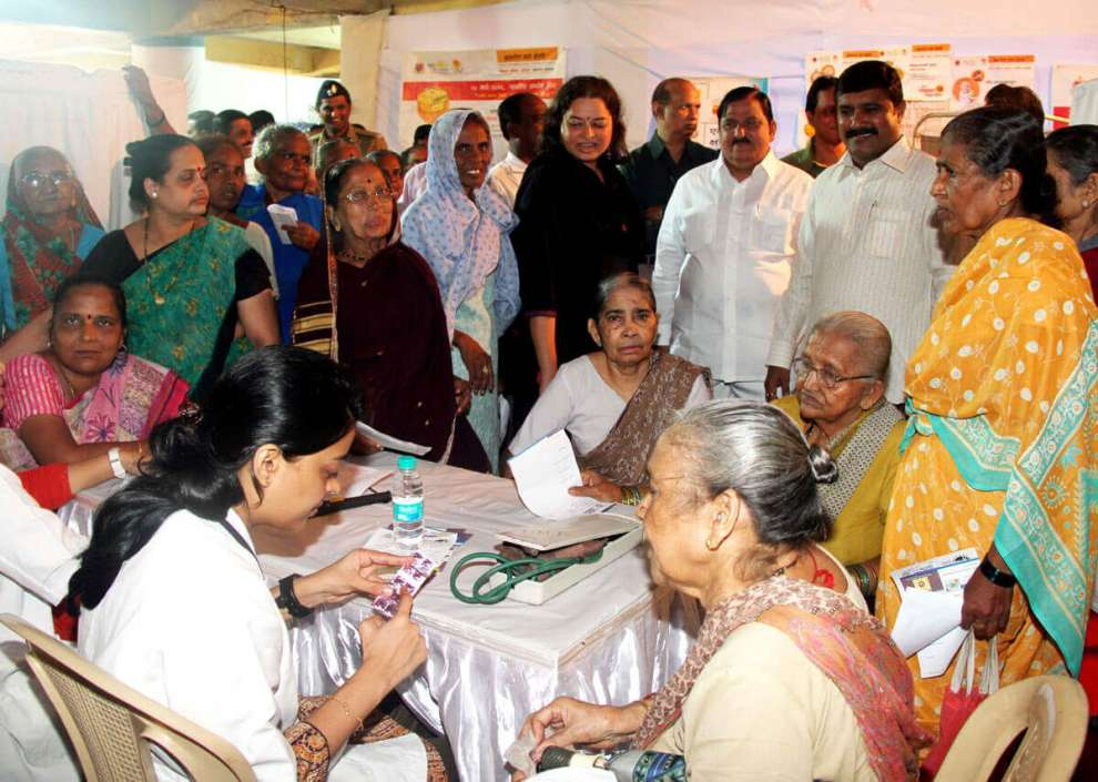 Free medical camp conducted at Bongaigaon - The Sentinel