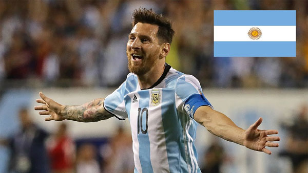 Can Messi shoulder Argentina's hopes of World Cup glory?