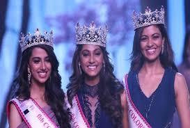 Anukreethy Vas wins  Miss India World 2018 title