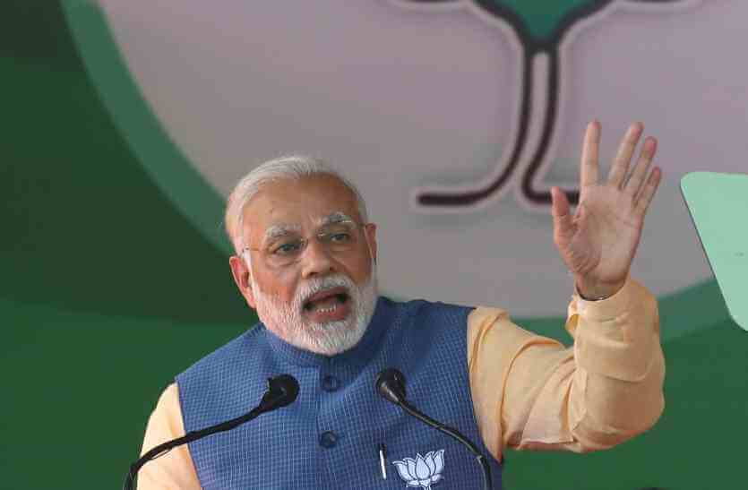 Challenge to turn India's growth rate to double digits: Modi