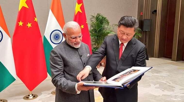 Modi says no to Beijing's Belt & Road project