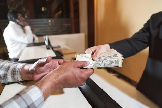 Paying for bad loans