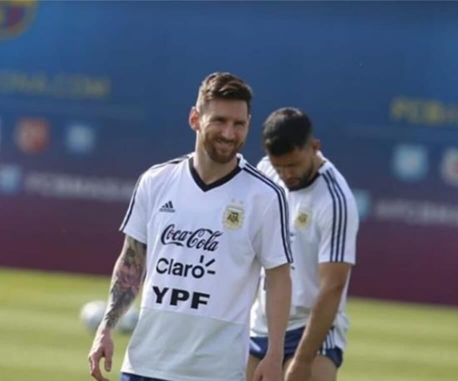 Argentina start campaign against hopeful Iceland