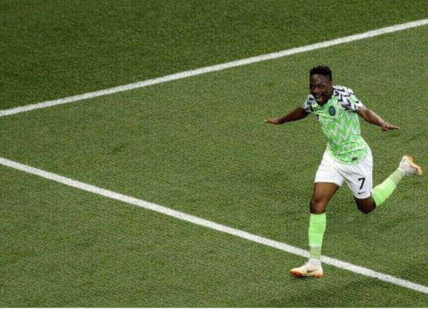 Nigeria's Mikel to play against Argentina