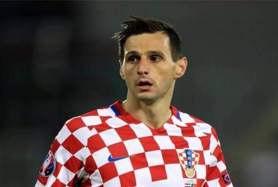 Croatia suspend striker Kalinic