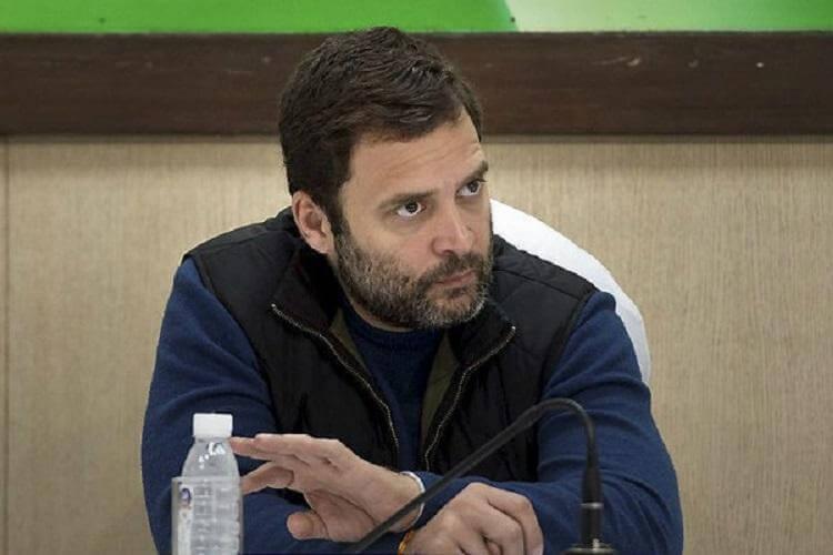 Rahul slams Modi over 2015 promise in Odisha