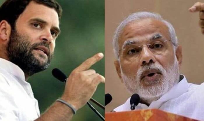 Rahul Gandhi Lambasts PM Modi