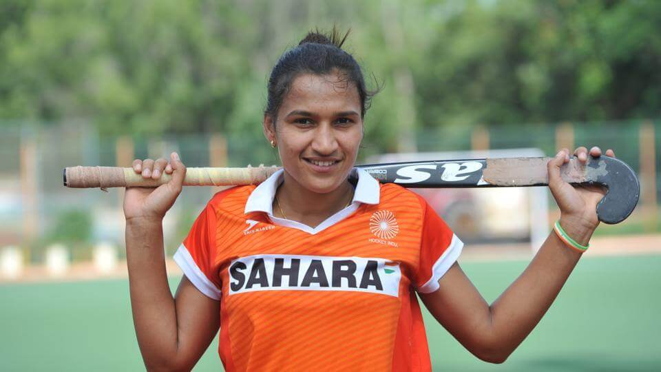 Rani to lead Team India at Women's Hockey WC