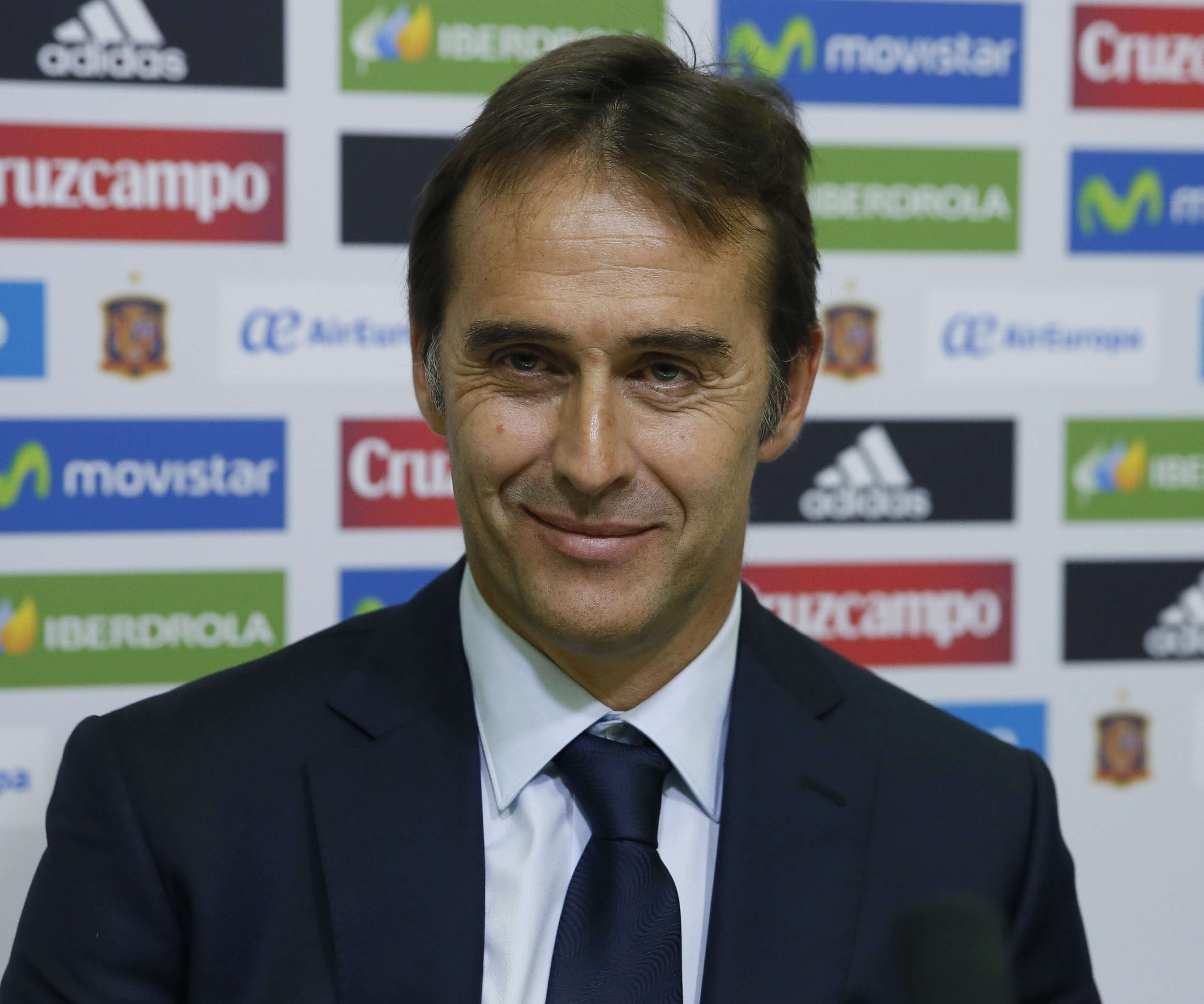 Spain coach Lopetegui to take charge of Real Madrid